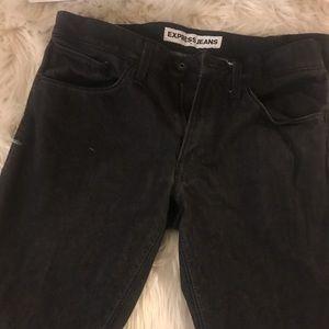 Black Express Jeans